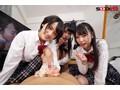 【VR】VR長尺100分 クラスのイケイケ女子3人とAV観賞!悪ノリから一転、真似っこプレイからうっかり本気になっちゃた彼女たちと… 9