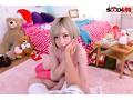 【VR】@yano_purple初VR 金髪ロ●ータ個性派女子と変態濃密セックス 11