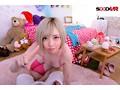 【VR】@yano_purple初VR 金髪ロ●ータ個性派女子と変態濃密セックス 9