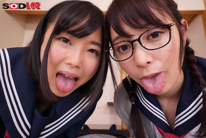 唾飲みVR-2- 美女の唾厳選12名スペシャル!5