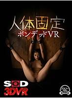 【VR】人体固定ボンデッドVR【観察型調教・視点移動】 3DSVR-0616画像