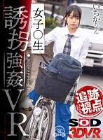 【VR】【追跡視点】女子●生 ワゴン車で誘拐強姦VR いちかちゃん 永野いち夏 3DSVR-0653画像