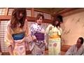 巨乳&美人ピンクコンパニオン宴会ツアー 8