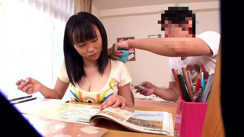 家庭教師が巨乳受験生にした事の全記録 隠撮カメラFILE 吉永あかね の画像1