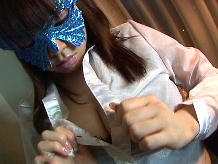 仮面グラマラス 現役キャビンアテンダントの性癖 の画像3