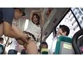 痴漢懇願変態妻 自ら痴漢バスに乗る潮吹き巨乳若妻 本田莉子 12