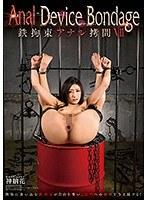 Anal Device Bondage VII 鉄拘束アナル拷問 神納花 ダウンロード