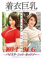 着衣巨乳-絶対二度見したくなる 服の上からでも分かる- 推川ゆうり&三島奈津子 ダウンロード