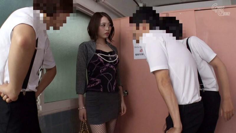 お色気P●A会長と悪ガキ生徒会 本田岬 の画像15