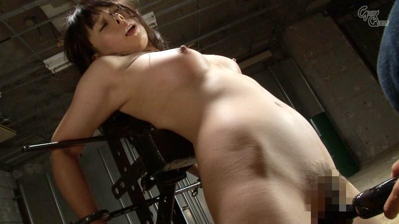 Anal Device Bondage X 鉄拘束アナル拷問 羽月希