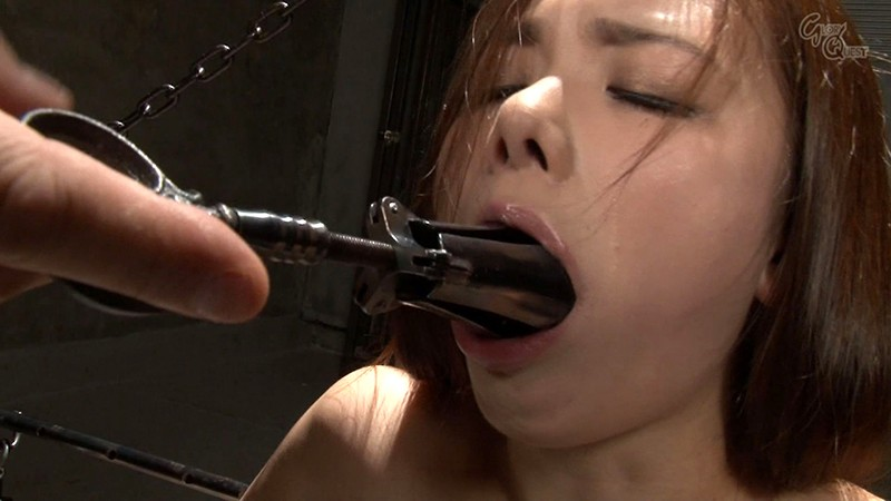 Anal Device Bondage XI 鉄拘束アナル拷問 鶴田かな