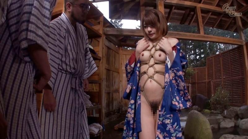 羞恥温泉旅行 麻里梨夏 の画像8