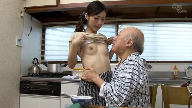 禁断介護 阿部栞菜 の画像16