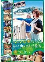 「ママ母と行った思い出の伊豆旅行 森ななこ」のパッケージ画像