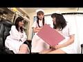 女医とナースとキモ男のベロベロちゅうちゅう 19