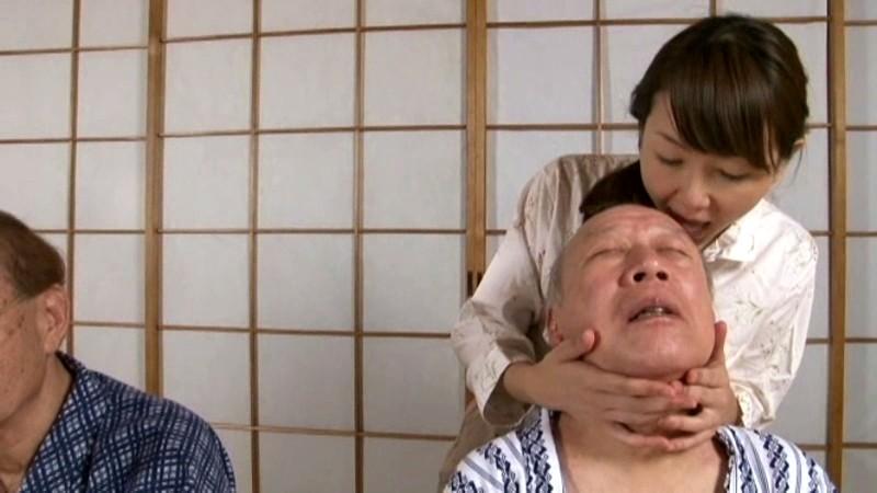 禁断介護 ~老人臭に欲情するむっつりドスケベ嫁~ 桐原あずさ の画像9