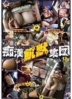 痴漢飢獣(ケダモノ)集団 17