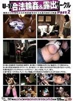 U-17 合法輪姦&露出サークル Part2