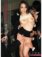 (13xkk00043)[XKK-043] 特命痴女OL性処理はお任せ! 木下若菜 ダウンロード