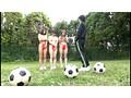 巨乳&巨尻ふんどしサッカー 1