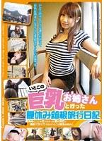 いとこの巨乳お姉さんと行った夏休み 箱根旅行日記