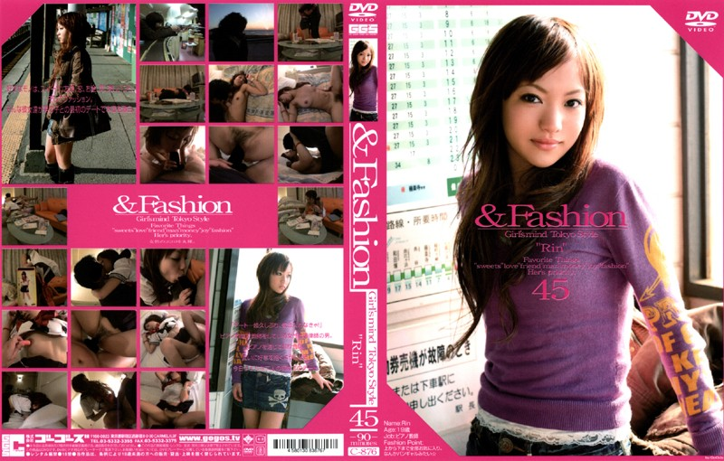&Fashion 45 'Rin'