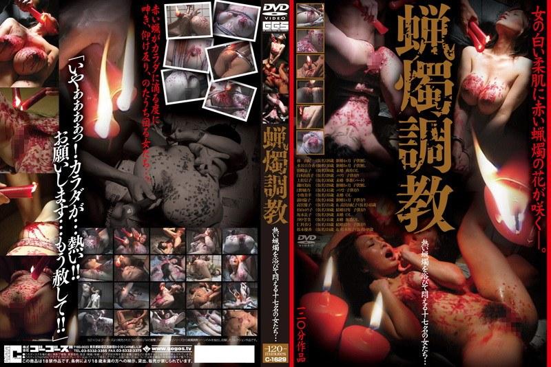 熟女の奴隷無料動画像。蝋燭調教 熱い蝋燭を浴びて悶える十七名の女たち…