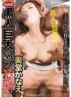 膣破壊 黒人巨大マラVSスレンダー美熟女 美堂かなえ ダウンロード