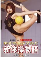 「めざせ金メダル!! 新体操物語 ライバル登場」のパッケージ画像