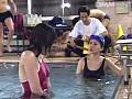 Tバック 水泳部~愛の水中平泳ぎ~ 1