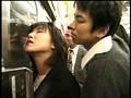 揺れる電車の女 ~まさぐる手、もてあそばれる尻~ 6