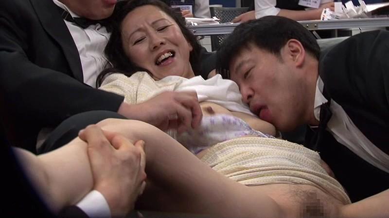 ザ・面接 VOL.144 熟妻 桃尻 ペニス部女子 肛門みせてよ の画像12