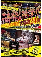 「摘発!検挙!! ドスケベ日本列島 大都会24時」のパッケージ画像