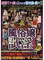 ネット風俗嬢試淫クラブ CASE#03 ダウンロード