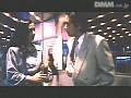 痴漢電車 尻と指sample5