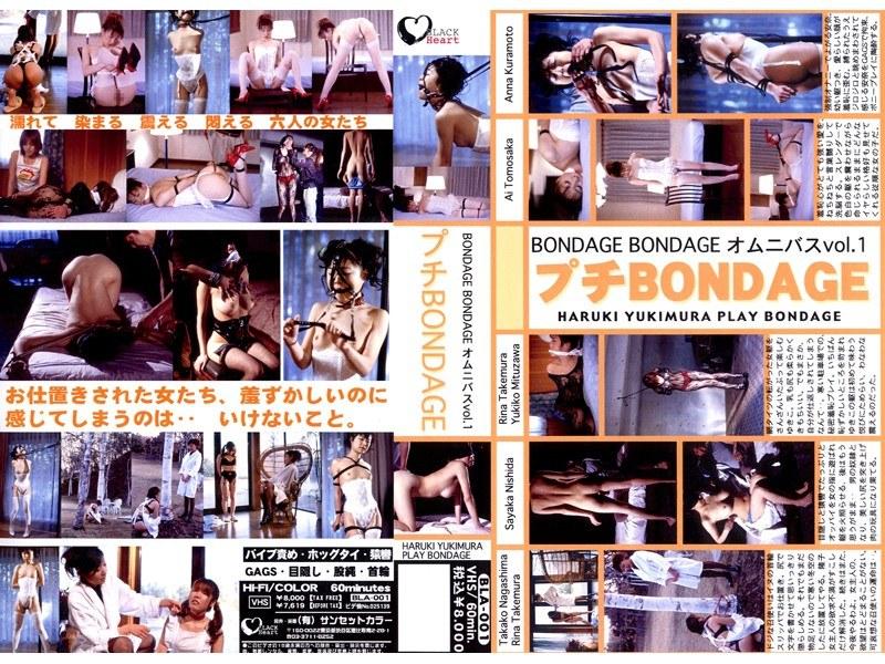 (178bla001)[BLA-001] BONDAGE BONDAGE オムニバスVOL.1 プチBONDAGE ダウンロード