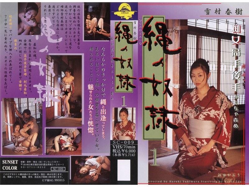 縄の奴隷 1 江田かおり