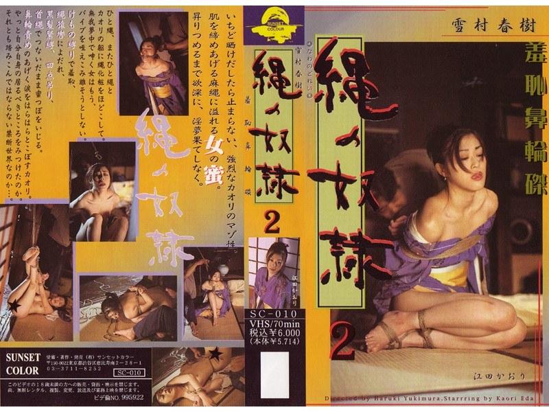 縄の奴隷 2 江田かおり