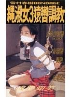 縄淑女3・猿轡調教 浅野知美 ダウンロード