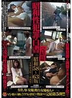 昭和性犯罪白書 完結篇 昭和58〜63版 ダウンロード