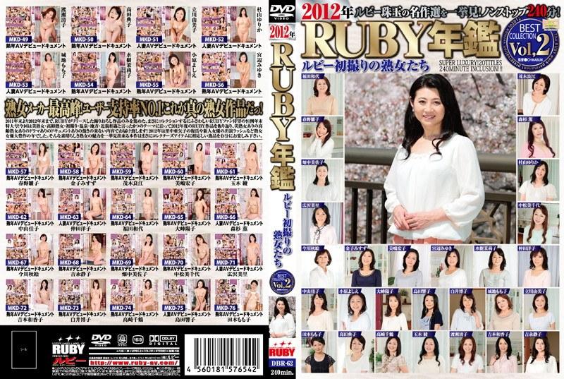 熟女、城地もも子出演の無料動画像。2012年RUBY年鑑 Vol.2 ルビー初撮りの熟女たち