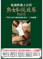 (17hrd00014)[HRD-014] 熟女恥悦放尿 Part 3 ダウンロード