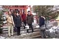 北の国からこんにちわ! 北海道のド淫乱素人夫婦4組 吹雪のごとし大乱交スワップ紀行 1