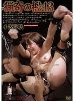 「猟奇の檻43 小笠原咲」のパッケージ画像