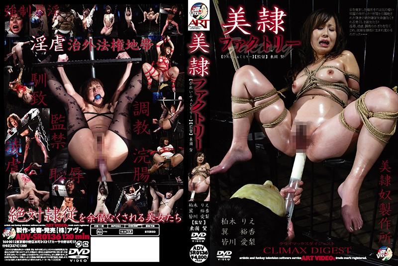 皆川愛梨出演の緊縛無料動画像。美隷ファクトリー