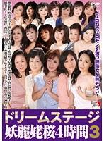 (181dse00908)[DSE-908] ドリームステージ 妖麗姥桜4時間 3 ダウンロード