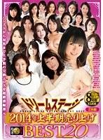 ドリームステージ 2014年上半期売上げBEST20