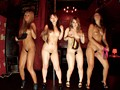 セクシーギャルが過激コスで集まる地下club。汗だくエロボディ、おっぱいポロリ、パンティ丸見えで踊り狂う一夜限りのダンスパーティーに潜入! 4