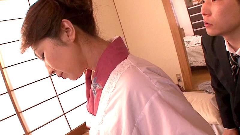 服飾考察シリーズ 和装美人画報 vol.16 故郷から訪ねてきた、和装美人のお義母さん 伊織涼子 の画像1