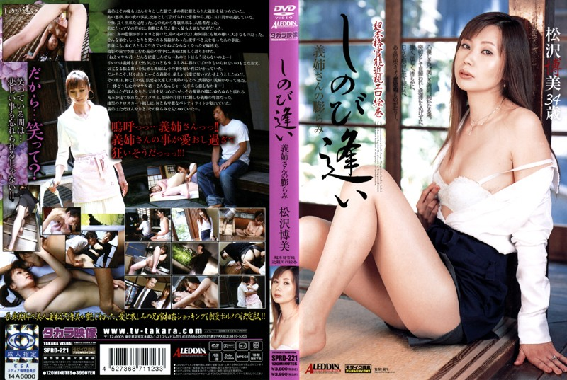 人妻、松沢博美出演の近親相姦無料熟女動画像。しのび逢い 義姉さんの膨らみ 松沢博美